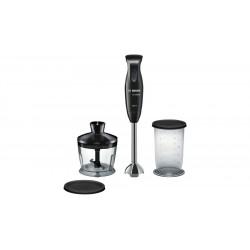 Блендер Bosch MSM2620B Black (погружной,600Вт,мерный стакан,измельчитель)