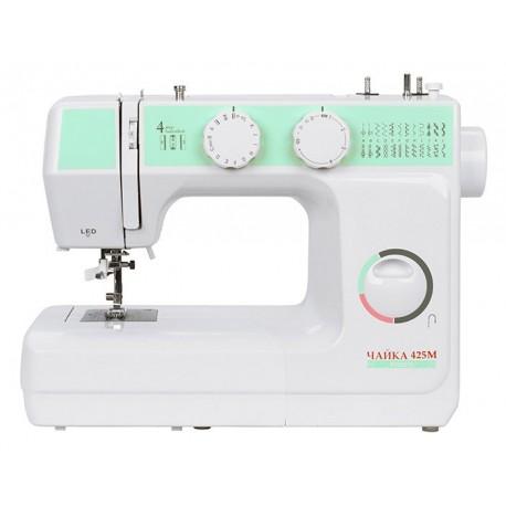 Швейная машина Chayka 425М электромеханическое управ., реверс, 25 операций, свет