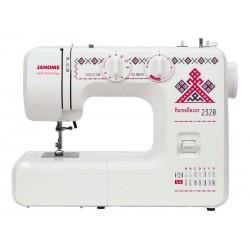 Швейная машина Janome HomeDecor 2320 (электромеханическое управ.,реверс,15 операций,свет)