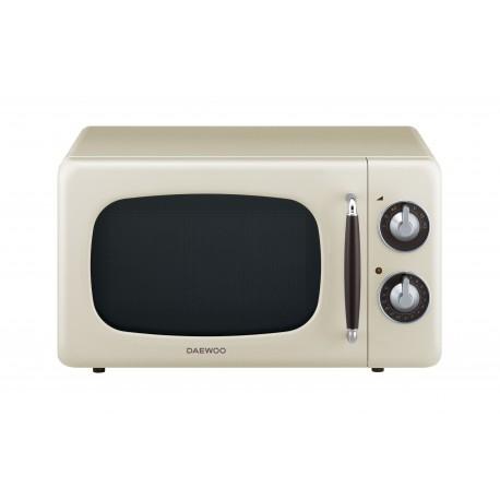 Микроволновая печь Daewoo KOR-6697С Biege 800Вт, 20л, электр-е упр.