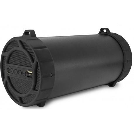 Портативная акустика CBR CMS 177Bt 10Вт, Bluetooth, microSD, USB, питание от батарей, Black