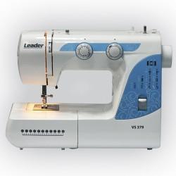 Швейная машина Leader VS 379 (электромеханическое управ.,реверс,22 операции,свет)