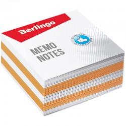 """Блок для записей BERLINGO 9*9*4,5см. """"Standard"""" цветной (ZP7603)"""