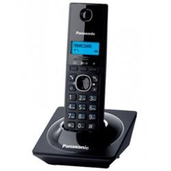 Радиотелефон Panasonic KX-TG1711 RUB,черный 1трубка/50м/300м/АОН/книга 50номеров/-/-/-/15-170ч/550мА