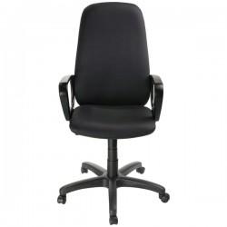 Кресло руководителя БЮРОКРАТ CH-808AXSN/TW-12 (664042) ткань, механизм качания, регул.высоты, Gray