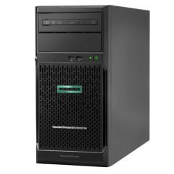 ProLiant ML30 Gen10 E-2124 NHP Tower(4U)/Xeon4C 3.3GHz(8MB)/1x8GB1UD_2666/S100i(ZM/RAID 0/1/10/5)/noHDD(4)LFF/noDVD/iLOstd(no port)/1NHPFan/2x1GbEth/1x350W(NHP),analog P03704-425