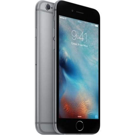 "Смартфон Apple iPhone 6S 128Gb Grey 1sim/4.7""/750*1334/A9/-/128Gb/-/12Мп/Bt/WiFi/GPS/iOS9/MKQT2RU"