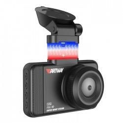 """Видеорегистратор Artway AV-392 1920*1080/170°/3""""/microSD/2мп/H.264/G-сенсор/ночн.режим/-/HDMI"""