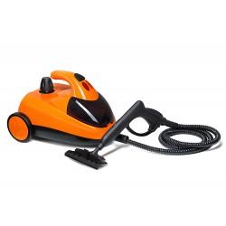 Пароочиститель Kitfort КТ-908-3 Orange 1500Вт, емкость бака 1500мл.
