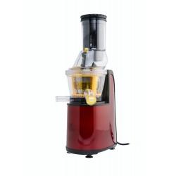 Соковыжималка Kitfort КТ-1102-2 Burgundy шнековаяя, 200Вт, 0.8л, 80 об/мин