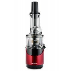 Соковыжималка Kitfort КТ-1106-1 Red шнековаяя, 260Вт, 0.6л, 48 об/мин