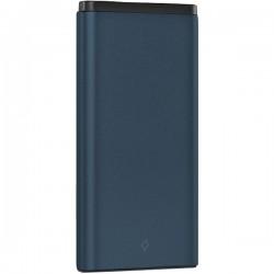 Аккумулятор внешний 10000 mAh TTEC AlumiSlim 2.1A темно синий (2BB141L)