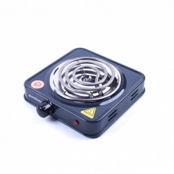 Плита настольная Endever EP-10 B Black 1000Вт, конфорок-1, упр. сенсор.
