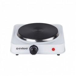 Плита настольная Endever EP-18 W White 1000Вт, конфорок-1, упр. механическое