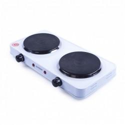 Плита настольная Endever EP-20 W White 1000Вт, конфорок-1, упр. сенсор.