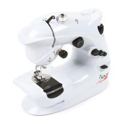 Швейная машина VLK Napoli 2300 White (электромеханическое управ.,реверс,7 операций,свет)