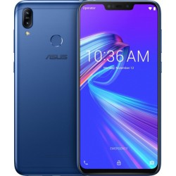 "Смартфон Asus ZenFone Max M2 ZB633KL 3/32GB Blue 2sim/6.3""/1520*720/8*1.8ГГц/3G/32G/mSD/13Мп/Bt/WiFi"