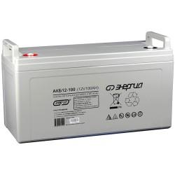 Аккумулятор Энергия АКБ 12-100 (12V, 100Ah)