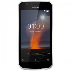 "Смартфон Nokia 1 D.Blue 2sim/4.5""/480*854/4*1.1ГГц/1Gb/8Gb/mSD/5Мп/Bt/WiFi/GPS/And8.1/2150мАч"