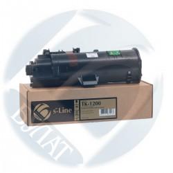Картридж лазерный БУЛАТ s-Line TK-1200 для Kyocera P2335d/P2335dn/M2235dn/M2735dn/M2835d черный (3000 стр) (+чип)