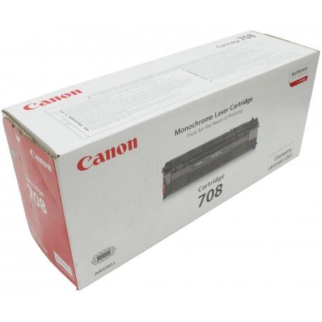 Картридж лазерный Canon 708 для LBP3300 HP LJ 1160 1320 2500 стр.