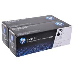 Картридж лазерный HP CE278AF для LJ P1566 P1606W 2шт 2100 стр.