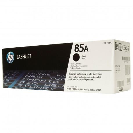 Картридж лазерный HP CE285A 85A для LJ Pro P1102,M1132,M1212,M1214,M1217 черный (1600 стр)