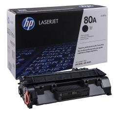 Картридж лазерный HP CF280A 80A для LJ Pro 400 M401 M425 2700 стр. Black