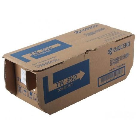 Картридж лазерный Kyocera TK-350 для FS-3920DN/3040/3140MFP/3540/3640 черный (15000 стр)