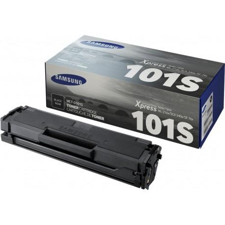 Картридж лазерный Samsung MLT-D101S (SU698A) для ML 2160 2165 SCX 3400 3405 3400F Black (1500 стр)