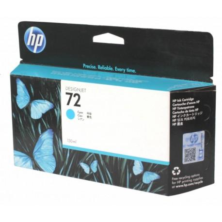 Картридж струйный HP C9371A №72 для Designjet T1100/T1120/T610 Cyan 130ml