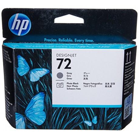 Картридж струйный HP C9374A №72 для Designjet T1100/T1120/T610 Grey 130ml