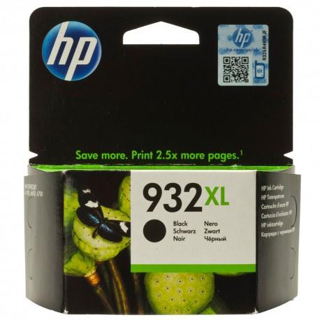 Картридж струйный HP CN053AE (№932XL)  для OfficeJet PRO 6100/ 6600/ 6700 Black
