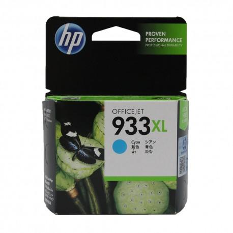 Картридж струйный HP CN054AE (№933XL) Cyan для OfficeJet PRO 6100/ 6600/ 6700 (825 стр)