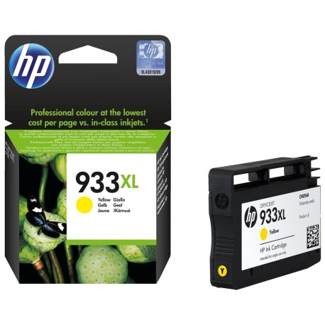 Картридж струйный HP CN056AE (№933XL) для OfficeJet PRO 6100/ 6600/ 6700  Yellow