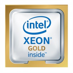 Dell Intel Xeon Gold 6130 2.1G, 16C/32T, 10.4GT/s, 22M Cache, Turbo, HT (125W) DDR4-2666,CK, Processor For PowerEdge 14G, HeatSink not included