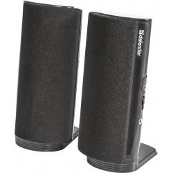 Актив.колонки 2.0 Defender SPK-210 4Вт, питание от сети, пластик, Black