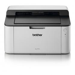 Принтер Brother HL-1110R ( замена аппарата HL1112R1), A4, 20стр/мин, GDI, USB, лоток 150л, старт.картридж 700стр HL1110R1