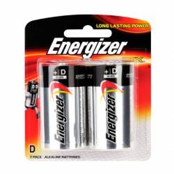 Батарейки LR20(D) Energizer MAX E95 2шт уп