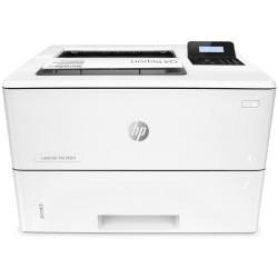 Принтер HP LaserJet Pro M501dn (A4, 1200dpi, 43ppm, 256Mb, 2trays 100+550, USB/GigEth, Duplex, 1y war., repl. CE526A, CE528A)