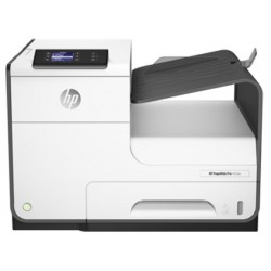 Принтер HP PageWide 452dw Printer (A4, 600dpi, 40(up to 55)ppm, Duplex, 512 Mb,2trays 50+500, USB2.0/Eth/WiFi, 1y war) D3Q16B#A81