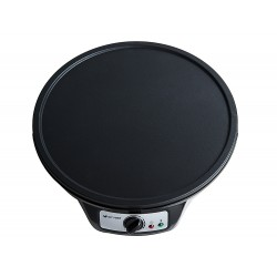Блинница Kitfort КТ-1612 Black 920Вт, 30см/10см*4, антипригарное покрытие