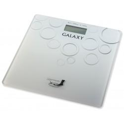 Весы Galaxy GL 4806 White стекло, точность 0,1кг, макс. 180кг, авто вкл/выкл