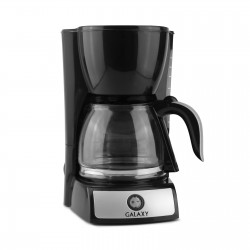 Кофеварка Galaxy GL 0703 Black (1000Вт,1.2л,капельная,тип кофе: молотый)