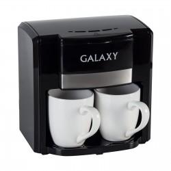 Кофеварка Galaxy GL 0708 Black (750Вт,0.3л,капельная,тип кофе: молотый)