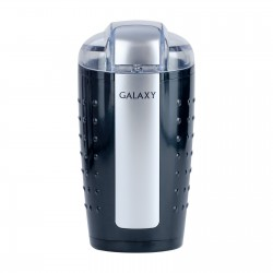 Кофемолка Galaxy GL 0900 Black 180Вт, вместим. 100г, ротационный нож, пластик