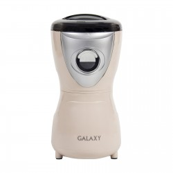 Кофемолка Galaxy GL 0904 Brown 250Вт, вместим. 70г, ротационный нож, пластик