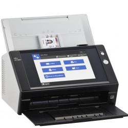 Fujitsu scanner N7100 ( network, CIS, A4, long document to 3048 mm, 600 dpi, 25 ppm/50 ipm, ADF 50 sheets, Duplex, 100Base-T/100Base-TX/1000Base-T, 1 y warr)