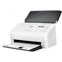 HP Scanjet Enterprise 5000 s4 (CIS, A4, 600dpi, USB 2.0 and USB 3.0,  ADF 80 sheets, Duplex, 50 ppm/100 ipm, 1y warr, replace L2751A)