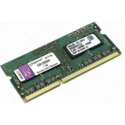 Модуль памяти Kingston DDR-III 4GB (PC3-10600) 1333MHz SO-DIMM SR X8